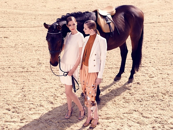 From horse harness to high fashion