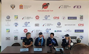 """TOKYO TOUR"": results of the press conference held at the end of the qualifying tournament"