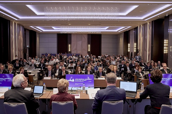 FEI General Assembly delegates focus on change at the dedicated Rules sessions