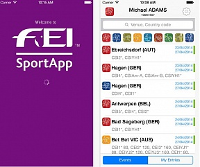 FEI launches new SportApp
