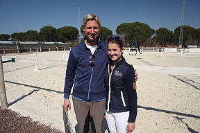The story of  the Vidauban Dressage Festival