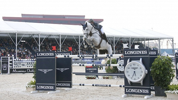Грегори Уатлет выиграл Гран При Longines Global Champions Tour в Шанхае