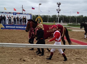 The Great Russian Prize (Derby) // Svetlana Malenko