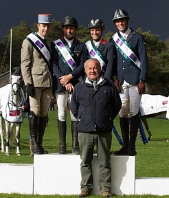 FEI Nations Cup™ Eventing: French get off to flying start