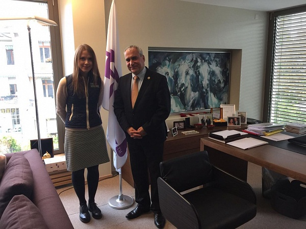 Wind of changes, discussing the future of Olympic equestrian sports with the FEI President