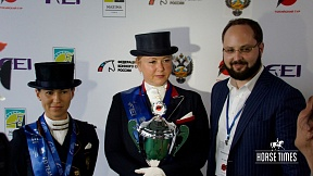 TOKYO TOUR: RESULTS OF THE PRESS CONFERENCE WITH RUSSIAN AND BELARUS NATIONAL DRESSAGE TEAM
