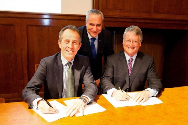 FEI and World Horse Welfare formalise long-term collaboration