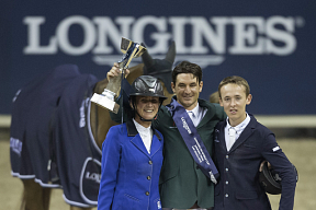Guerdat claims the longed-for Longines Trophy at last