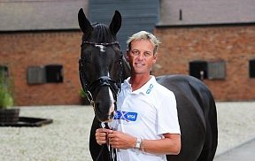 Uthopia auction update: Carl Hester confirms positive outcome
